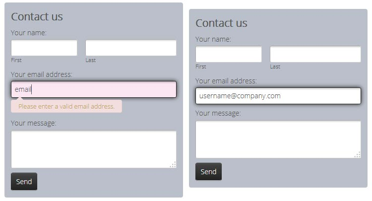 Why use jQuery form builder?